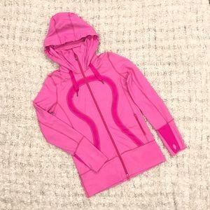 Lululemon Stride Jacket Paris Pink